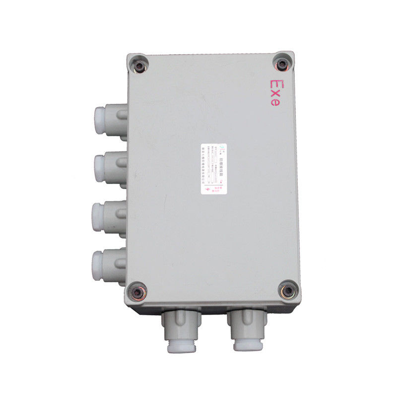 Cast Aluminum Explosion Proof Junction Box With Cable Gland