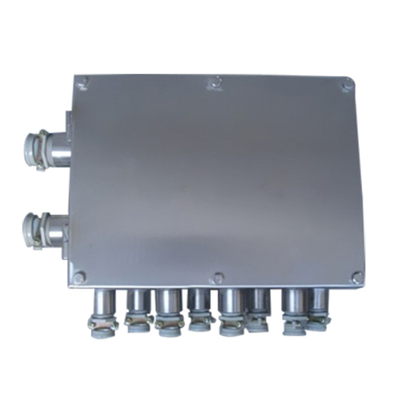 Electrical Explosion Proof Junction Box , Stainless Steel Junction Box With Terminals