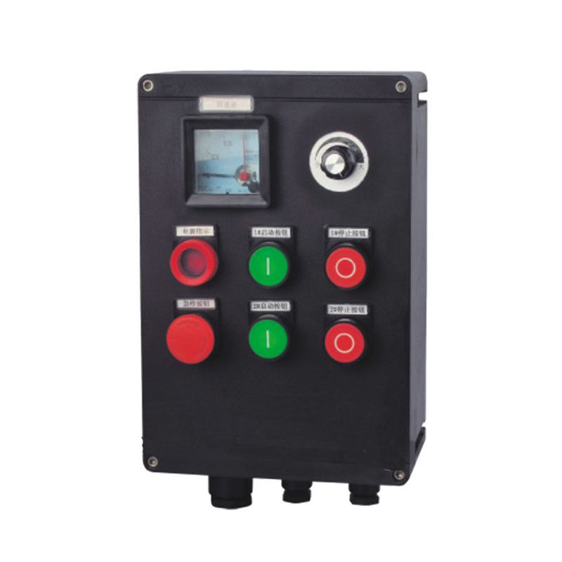 C1D1 / C2D1 Explosion Proof Control Station With Emergency