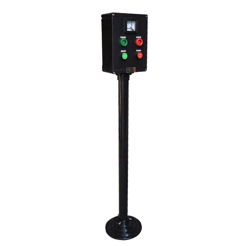 GRP Emergency Stop Control Station , Plastic Vertical Electrical Motor Starter