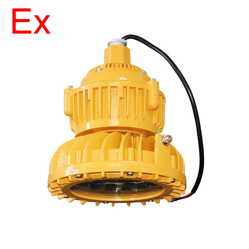 IP65 Aluminum Housing Explosion Proof LED Lights For Gas Station 60w 70w 80w
