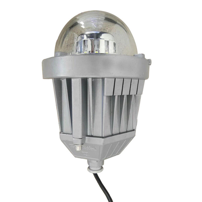 Aluminum Enclosure Hazardous Area LED Lighting For Spaceflight / War Industry