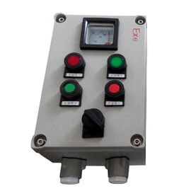 Weather Proof Zone Control Station , Anti Dust Control Box For Dangerous Area