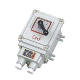 Reverse Forward Explosion Proof Switch For Motor Control Dangerous Area