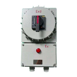 Electrical Explosion Proof Disconnect Switch , Emergency Stop Circuit Breaker Switch