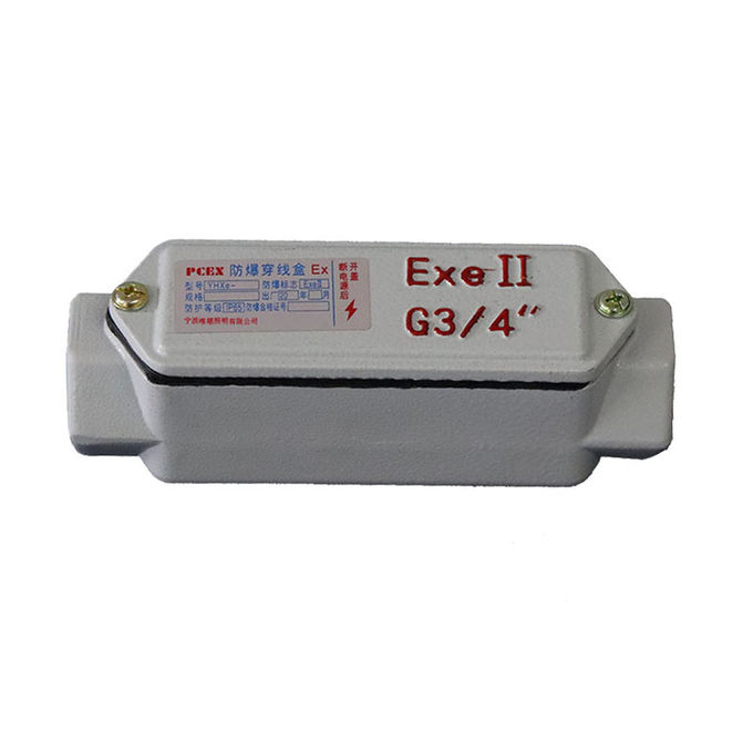 BHC Series Explosion Proof Junction Box / Thread Box Various Size And Outlets Available